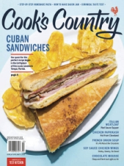 Cook's Country magazine