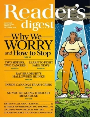 READER'S DIGEST - CANADA magazine