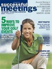 SUCCESSFUL MEETINGS magazine