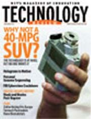 TECHNOLOGY REVIEW-PRINT(TEC) magazine