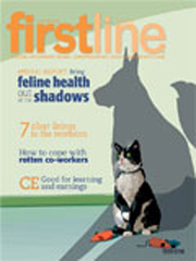 FIRSTLINE magazine