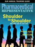 PHARMACEUTICAL REPRESENTATIVE magazine
