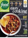FOOD NETWORK MAGAZINE magazine