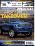 DIESEL WORLD magazine
