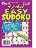Totally Easy Sudoku magazine