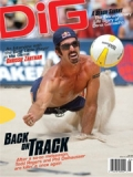 DIG BEACH VOLLEYBALL MAGAZINE magazine