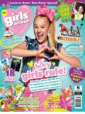 GIRLS' WORLD magazine