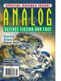 ANALOG SCIENCE FICTION magazine