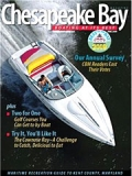 CHESAPEAKE BAY MAGAZINE magazine