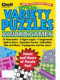 OFFICIAL VARIETY PUZZLES & WORD GAMES magazine