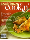 LOUISIANA COOKING magazine