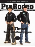 PRO RODEO SPORTS NEWS magazine