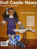 DOLL CASTLE NEWS magazine