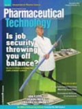 PHARMACEUTICAL TECHNOLOGY magazine
