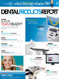 DENTAL PRODUCTS REPORT magazine